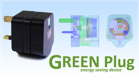 Green Plug Energy Saving Device